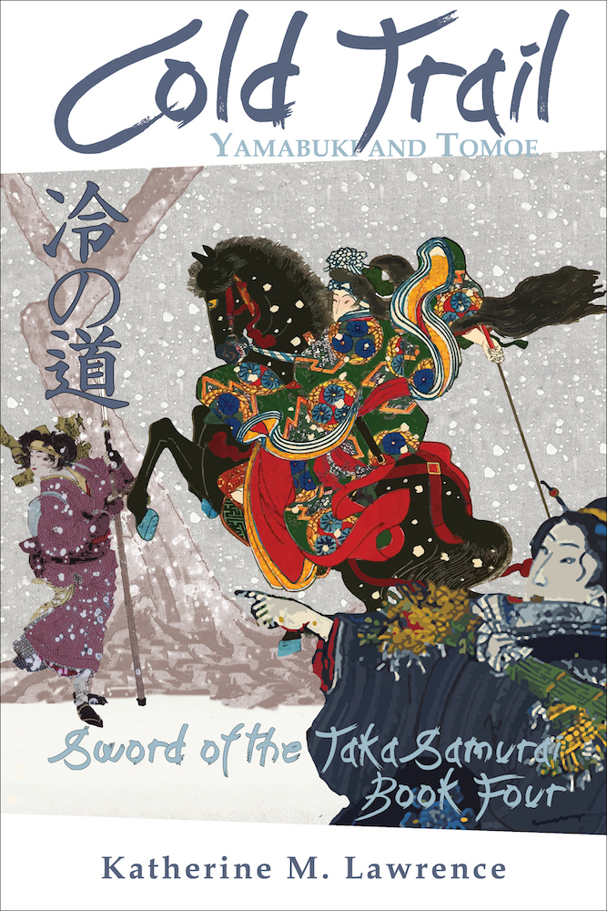 Cold Trail, Book Four of Sword of the Taka Samurai