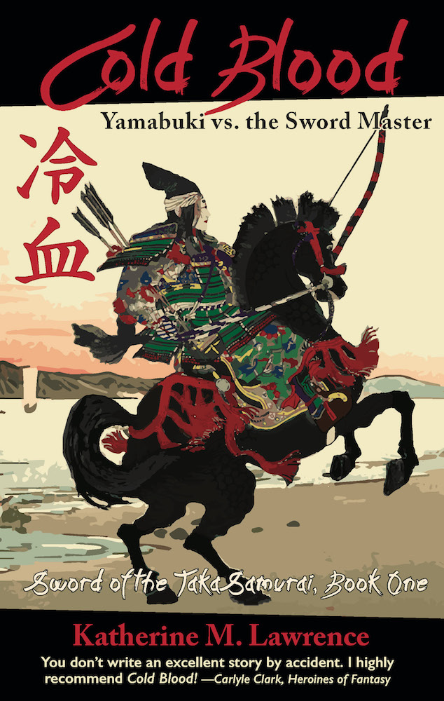 Cold Blood, Book One of Sword of the Taka Samurai